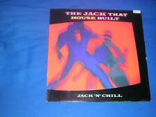"""Jack ´n´ Chill The Jack that house built 1987 12"""" Maxi"""
