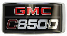 2003-2009 GMC Topkick C8500 Nameplate Badge Label Decal Model Logo New 15012903