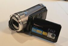 Panasonic Hdc-Sd9 Hd 24Fps 3-Ccd Film-Look Video Camera + Accessories + Case