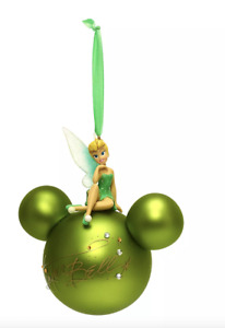 Disney Tinker Bell Icon Hanging Ornament