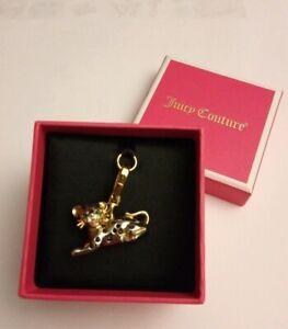 "Juicy Couture ""Gold Leopard"" Charm, NIB w/Tag!"