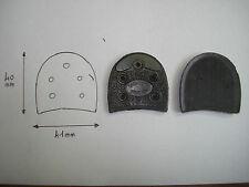 2 talons wood milne standard 154 à clouer sabot de bois 41 par 40 mm