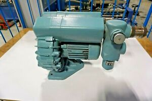 Used Becker Pressure Pump SV5.130 for MBO Cont Feed Folders