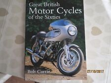 british motor cycles of the 60's book
