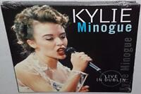 KYLIE MINOGUE LIVE IN DUBLIN (2011 RELEASE) BRAND NEW SEALED DIGIPACK RARE CD