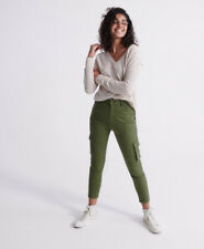 Superdry Womens New 90S Cargo Pants