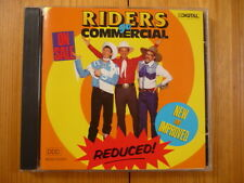 Riders In The Sky - Riders Go Commercial / MCA RECORDS CD 1989