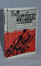 The Outsiders SIGNED by S. E. Hinton 1967 Viking Hardcover 1st/2nd