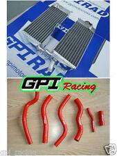 radiator + hose Honda CR125R CR125 CR 125 R 90-97 91 92 93 94 95 96 1991 1992