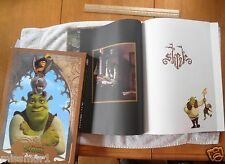 Shrek the art of the Quest HC slip cover Insight Editions 1st print 2007