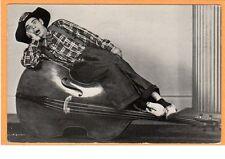 Advertising Postcard - Frog Cortez Border Riders Radio Station WWVA - Bass Music