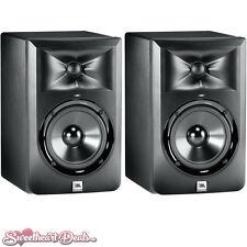 "Pair of JBL LSR305  - 5"" Two-Way Powered Studio Monitor Powered Speakers"