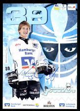 Ryan Jardine Hamburger Freezers 2005-06 original signée + a 97600