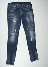 EUC RRP $299 Womens Stunning G-Star Raw 'NEW ELVA TAPERED WMN' Jeans W24 L32