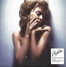 Kylie  – Love At First Sight   cd single in cardboard