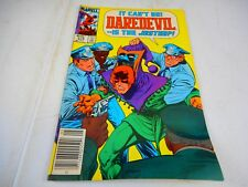 Marvel Comics Daredevil 1985 #218