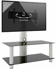 VCM TV Stand Lowboard Shelf Cabinet Furniture Entertainment Unit with Bracket
