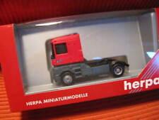 """Herpa 142847-1 Renault Magnum Tipo 2: """" Rojo """" Nuevo"""