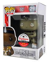 Funko Pop #29 Gold Metallic WWE Big E Funhouse Custom Exclusive 1 of 20