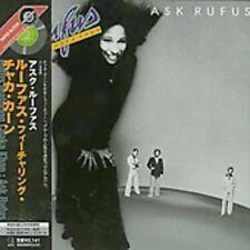 Rufus / Chaka Khan - Ask Rufus [New CD]