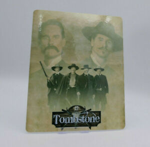 TOMBSTONE - Bluray Steelbook Magnet Cover (NOT LENTICULAR)