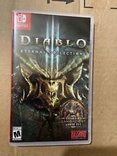 Diablo 3 Eternal Edition Nintendo Switch Game Blizzard