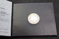 San Marino 1000 Lire 1997 Km#368 Bimetall In Original Folder Bankfrisch Münzen Europa Gn267 Münzen