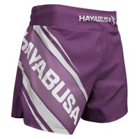 Hayabusa Kickboxing 2.0 Shorts Muay Thai Boxing Mens MMA Kick Boxing Adults