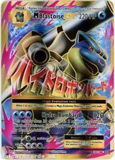 Mega Blastoise EX 102/108 Evolutions Rare Ultra Mint Pokemon Card