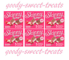 30 Skinny Whip Strawberry And Chocolate 99  Calories Per Bar
