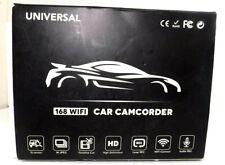 WIF168 HD Car Camera Video Recorder Dash Night Vision