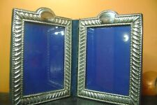 vintage   Silver Plated picture frame made in England EPNS sheffield england