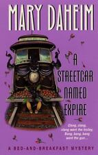Bed-And-Breakfast Mysteries: A Streetcar Named Expire by Mary Daheim (2001, Pap…