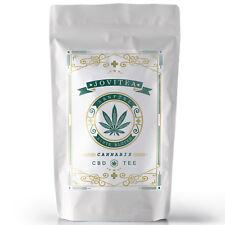 JoviTea® Hanfblüten Tee mit CBD BIO Premium 30g sehr aromatisch / intensiv - EU
