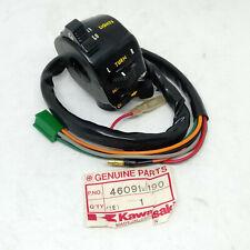 Kawasaki GTO KE125 KS125 KE100 G5 G4TR KH110 Switch Holder LH NOS OEM Japan