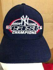 119714fa9 Vintage Atlanta Braves Baseball Hat Cap East 1998 Champions EMBROIDER LOGOS