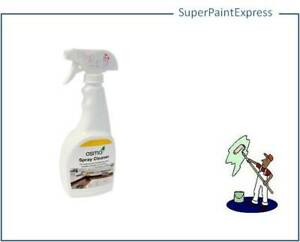 Osmo spray cleaner 500ml, For cleaning and maintaining oiled wooden surfaces.