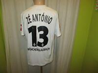 """Borussia Mönchengladbach Lotto Trikot 2005/06 """"KYOCERA"""" + Nr.13 ZÉ António Gr.L"""