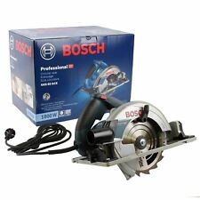 Bosch GKS 65 GCE Professional Handkreissäge im Karton Sägeblatt 190mm Elektronik