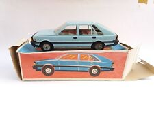 MINT VINTAGE OLD FRICTION TOY FSO POLONEZ POLAND POLISH PLASTIC CAR  + BOX