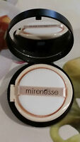 Mirenesse 10 Collagen Cushion Compact Airbrush Liquid Powder Foundation  SPF25