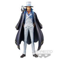 Banpresto One Piece Stampede DXF Grandline Men Figure Toy Rob Rucchi BP39559