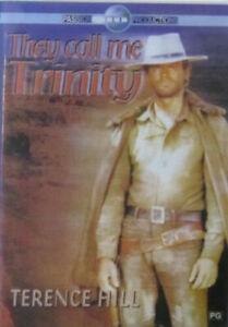 They Call Me Trinity DVD (Region Free, 2002) Free Post