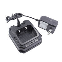 CHR-9700 Charger Baofeng BF-9700 UV-9R Plus A58 GT-3WP Retevis RT6 Walkie Talkie