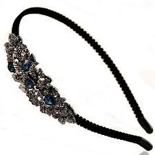Crystal Rhinestone Headband Hairband Headpiece Fashion Jewelry Hair Accessory