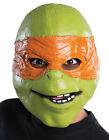Michelangelo Movie Mask, Kids Teenage Mutant Ninja Turtle Costume Accessory
