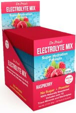 Dr. Price's Vitamins - Electrolyte Mix Raspberry Flavor 30 Packets