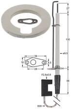 Rational Zündelektrode für Kombidämpfer CM201, CM101, CM102, CM202 ø 9,5mm