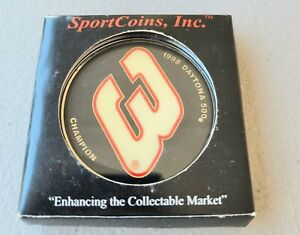 #3 Nascar Coin Dale Earnhardt Sport Coins Inc. 2004 #3 Total Production 1,003