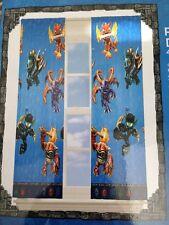 "Skylanders Room Darkening Blackout Drape (1 Panel) 42"" x 63"""